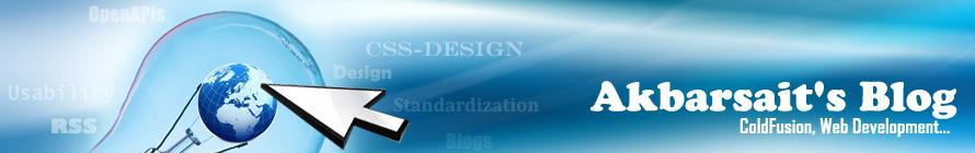 Akbarsait's Blog